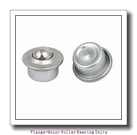 Sealmaster USBFF5000-207 Flange-Mount Roller Bearing Units