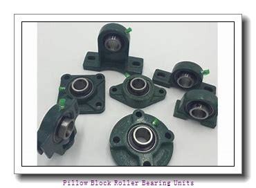 1.188 Inch | 30.175 Millimeter x 2.625 Inch | 66.675 Millimeter x 1.875 Inch | 47.63 Millimeter  Dodge P2B-IP-103R Pillow Block Roller Bearing Units