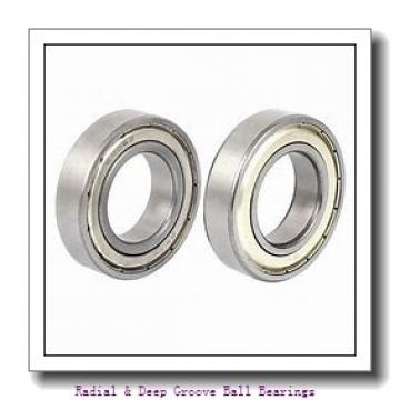 0.4500 in x 1.6560 in x 0.6700 in  1st Source Products 1SP-B1020-1 Radial & Deep Groove Ball Bearings