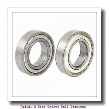 PEER 6209-2RLD-C3 Radial & Deep Groove Ball Bearings