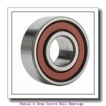 PEER 608-2RSP Radial & Deep Groove Ball Bearings