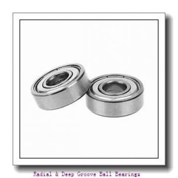 PEER 1616 RS Radial & Deep Groove Ball Bearings