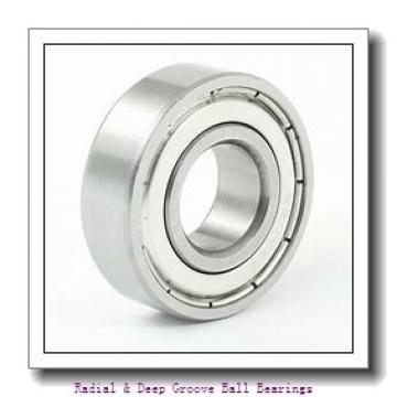 PEER 99502H Radial & Deep Groove Ball Bearings