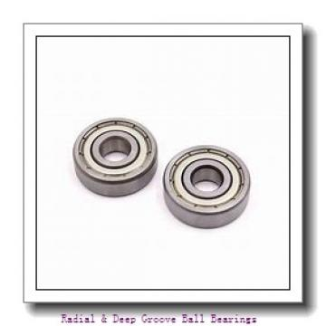 General 6011-2RS C3 Radial & Deep Groove Ball Bearings
