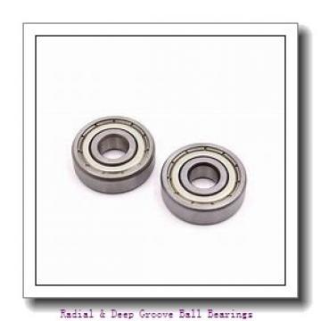 PEER 1615-2RS Radial & Deep Groove Ball Bearings