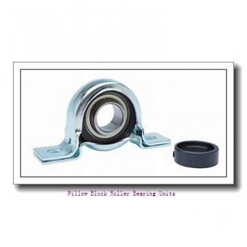 2.0000 in x 5.94 to 6.69 in x 1.91 in  Dodge P2BUN2200E Pillow Block Roller Bearing Units