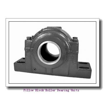 2.6875 in x 9.88 to 11-1/2 in x 3.78 in  Dodge P2BK211R Pillow Block Roller Bearing Units