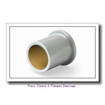 Bunting Bearings, LLC CB404856 Plain Sleeve & Flanged Bearings