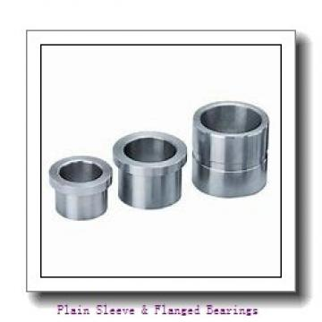Bunting Bearings, LLC AA0711 Plain Sleeve & Flanged Bearings
