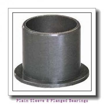 Bunting Bearings, LLC AA061805 Plain Sleeve & Flanged Bearings