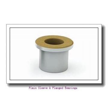 Bunting Bearings, LLC AA108701 Plain Sleeve & Flanged Bearings