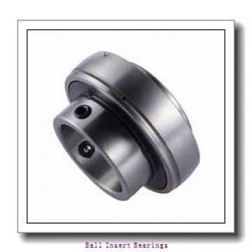 PEER FHS207-21G Ball Insert Bearings