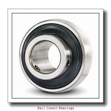PEER FH203-17MM Ball Insert Bearings
