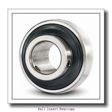 PEER GR207-23 Ball Insert Bearings