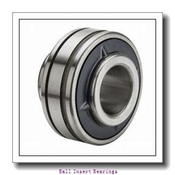 PEER FH206-18G Ball Insert Bearings