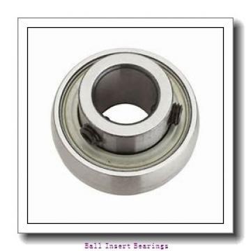 PEER FHS208-40MM Ball Insert Bearings