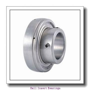 PEER HC206-20-AP Ball Insert Bearings