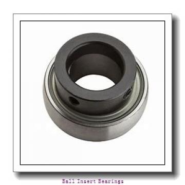 PEER SER-40MM-ZMKFF Ball Insert Bearings