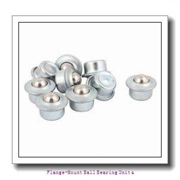 Link-Belt FX3U2E20NK75 Flange-Mount Ball Bearing Units