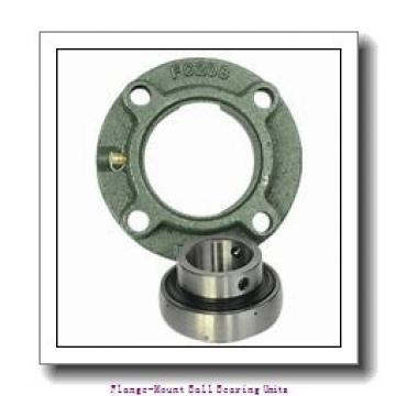 AMI MBLF4-12W Flange-Mount Ball Bearing Units