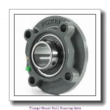 AMI BTM207-22 Flange-Mount Ball Bearing Units