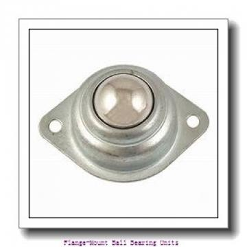 AMI MUCFB207-20 Flange-Mount Ball Bearing Units