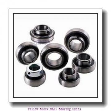 2.125 Inch   53.975 Millimeter x 2.188 Inch   55.575 Millimeter x 2.438 Inch   61.925 Millimeter  Sealmaster NPL-34C Pillow Block Ball Bearing Units