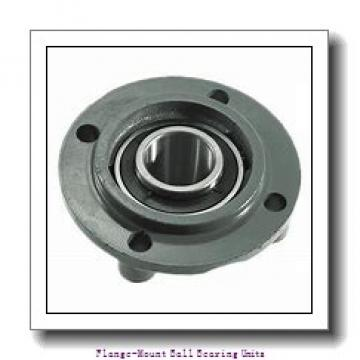 Link-Belt FXW2B08E Flange-Mount Ball Bearing Units
