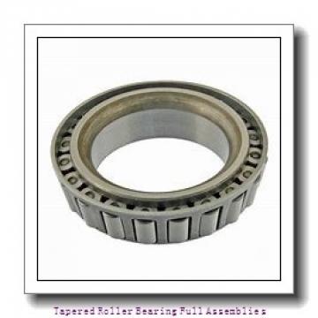 90 mm x 140 mm x 39 mm  Timken 33018-90KA1 Tapered Roller Bearing Full Assemblies