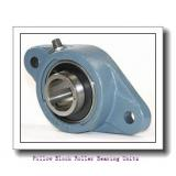 1.9375 in x 7-1/2 to 7-3/4 in x 4.14 in  Dodge P2B511SFXT115TT Pillow Block Roller Bearing Units