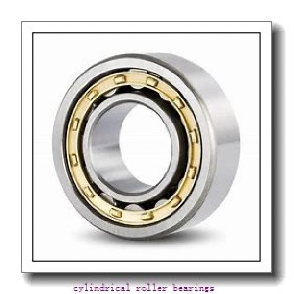 100 mm x 215 mm x mm  Rollway NU 320 EM Cylindrical Roller Bearings #1 image