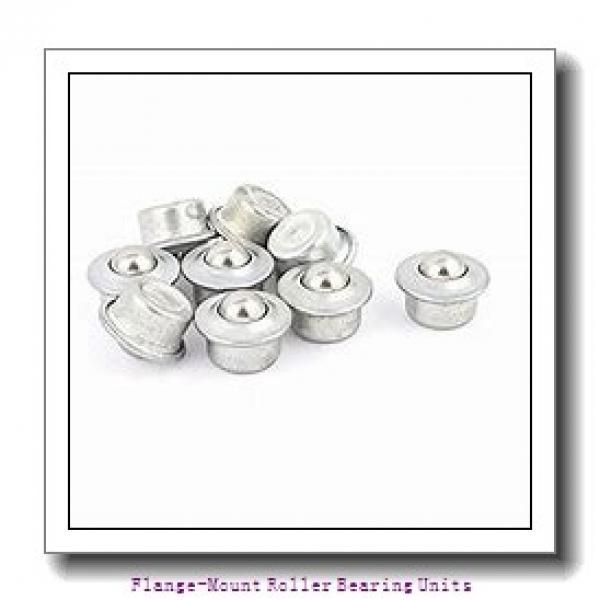 Sealmaster USF3B5000-108 Flange-Mount Roller Bearing Units #1 image
