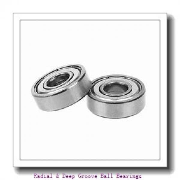 PEER 6303-2RLD Radial & Deep Groove Ball Bearings #1 image