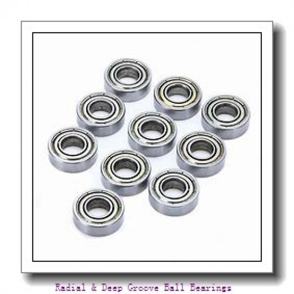 PEER 1630-ZZ Radial & Deep Groove Ball Bearings #1 image
