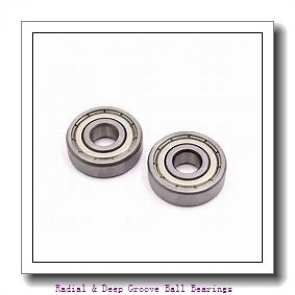 1.0850 in x 3.0730 in x 1.4530 in  1st Source Products 1SP-B1081-2 Radial & Deep Groove Ball Bearings #2 image