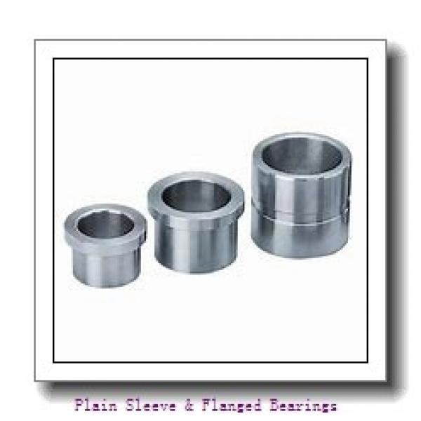 Bunting Bearings, LLC AA1332 Plain Sleeve & Flanged Bearings #2 image
