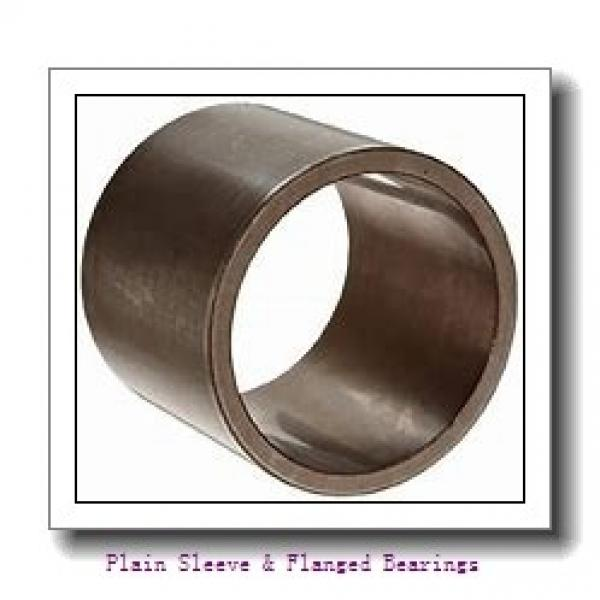 Oilite AA832-12B Plain Sleeve & Flanged Bearings #2 image