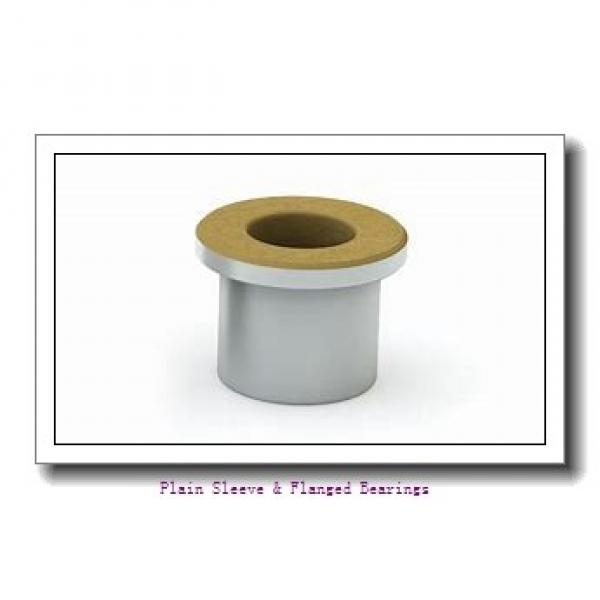 Bunting Bearings, LLC CB809664 Plain Sleeve & Flanged Bearings #1 image