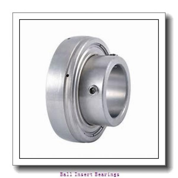 PEER SER-12-ZSFF Ball Insert Bearings #1 image