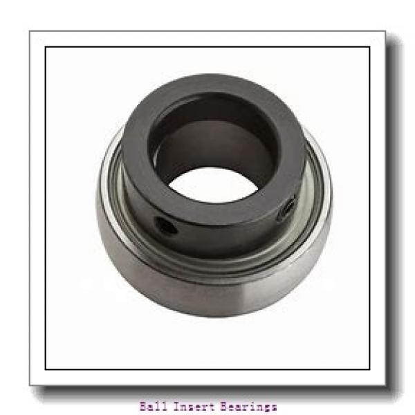 PEER FH205-25MMG Ball Insert Bearings #2 image