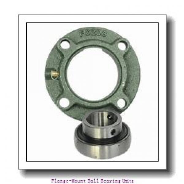 AMI UCFT206-20NP Flange-Mount Ball Bearing Units #1 image